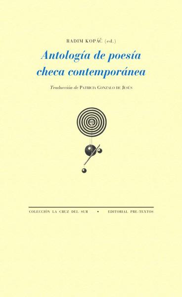 Antología de poesía checa contemporánea de Radim Kopáč